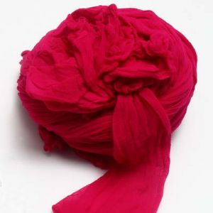 Single colour Specially dyed nylon, Nylon, Burgandy, Stretched size 1.5m x 15cm, 4 pieces, [SWW0445]